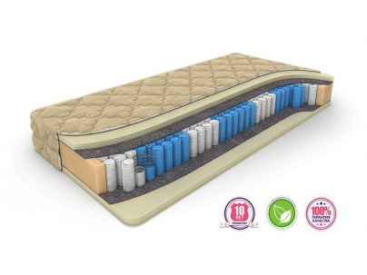 Matras-Memory-Latex-Smart-Zone-DreamLine
